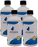 Flabzo Buttersäure 4x500 ml der Marke 4260626397045 (Buttersäure, Butyric Acid) Made by Karbid 24...